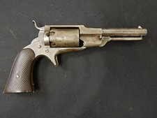 Remington Beals 3rd Model Pocket Revolver