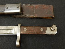 Winchester US M-1895 Lever Action Rifle Knife Bayonet W/S