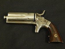 Bacon Arms Co Pepperbox Revolver