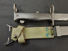 French M-1949/56 MAS Knife Bayonet W/S