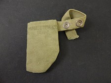 US WWII M-1 Garand Rifle & Carbine Cloth Muzzle Cover