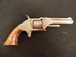 Manhattan 22 Caliber Pocket Revolver