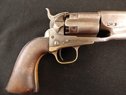 Colt M-1860 Fluted Army Revolver