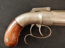 Allen & Wheelock Dragoon Pepperbox Pistol