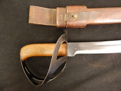 Dutch WWI Cutlass W/S & Frog Matching
