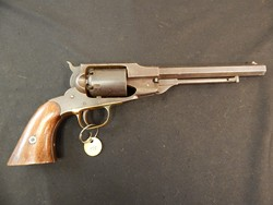 Remington Beals Navy 36 Caliber US Martial Revolver