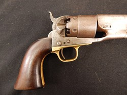 Colt M-1860 Army Revolver Early 4 Screw