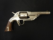 Allen & Wheelock 36 Caliber Center Hammer Navy Revolver