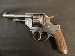 French M-1874 Double Action Revolver