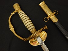 US Marine Hospital Service Sword W/S