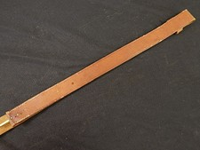 Civil War Brown Leather Musket Sling