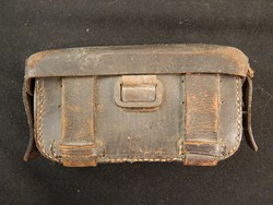 German M-1871/84 Rifle Cartridge Box