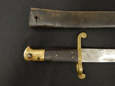 English India Type State Forces Sword Bayonet W/S