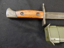 Italian FAT Fighting Combat Knife W/S
