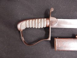 US Early 1800s Officers Sword W/S