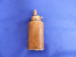 Double Compartment Pistol or Deringer Powder Flask