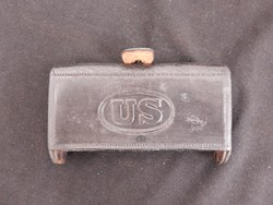 US 45/70 Early 1st Model McKeever Cartridge Box